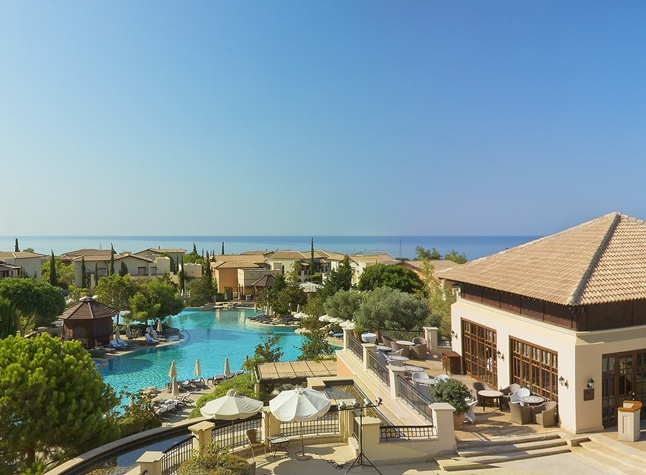 InterContinental Aphrodite Hills Resort Hotel, Beach, Main New, 21187